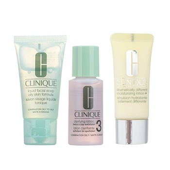 Clinique Skin care suit